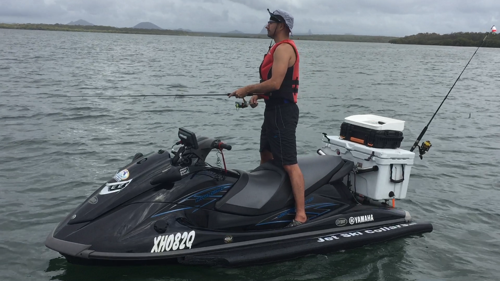 Jet Ski Anti Roll Collars
